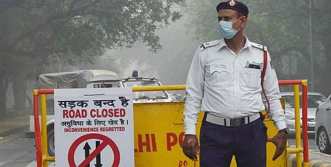 Pollution killed 2.5 million people in India in 2015, says study